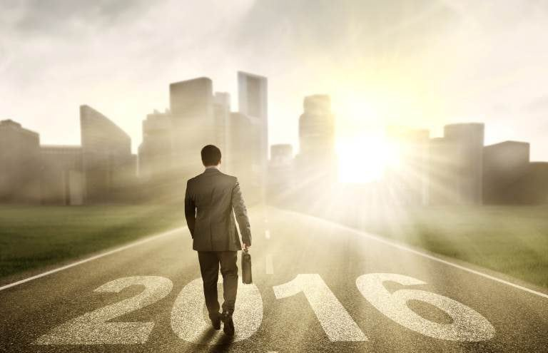 2016 New Year Resolution Change Management