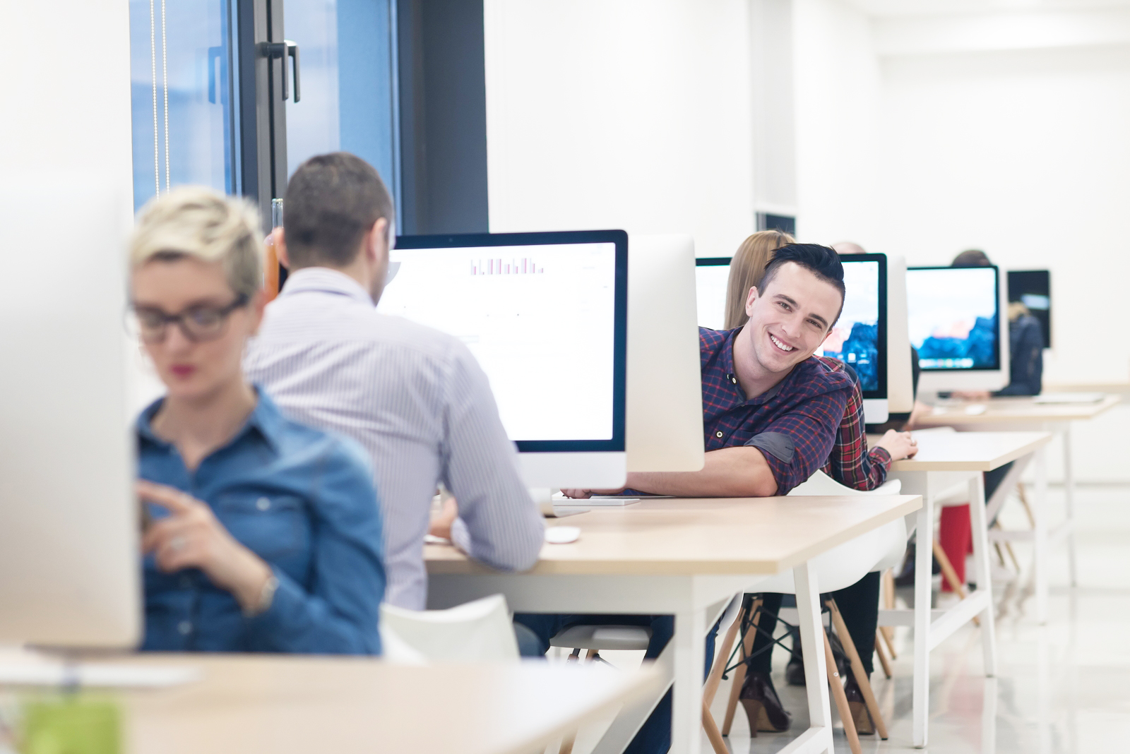 Have You Considered The Roi On Your Office Space Tms
