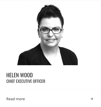 Helen Wood - CEO - Change Specialist