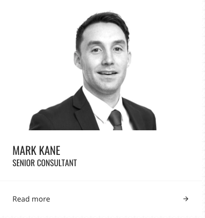 Mark Kane - Senior Consultant - Change Specialist