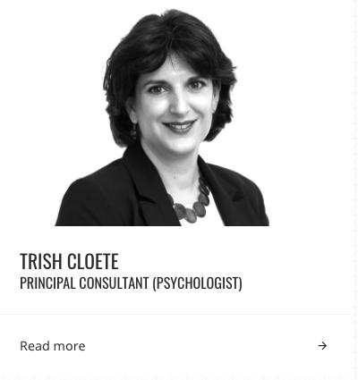 Trish Cloete - Principal Consultant - Change Specialist